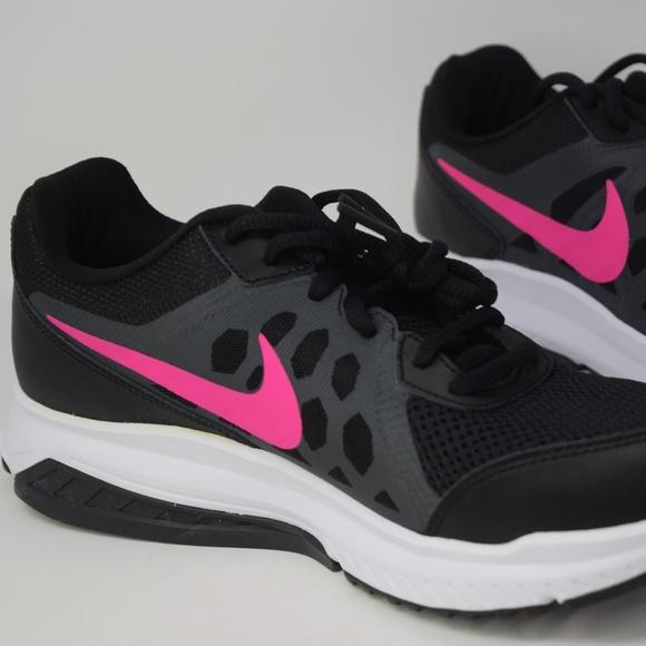 c01731e1a8c Nike Dart 11 black pink women shoe 724477-004
